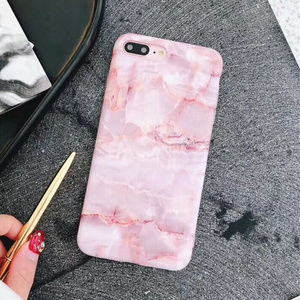 Accessories - [RESTOCK!!] Summer Pink Crystallise Marble Case
